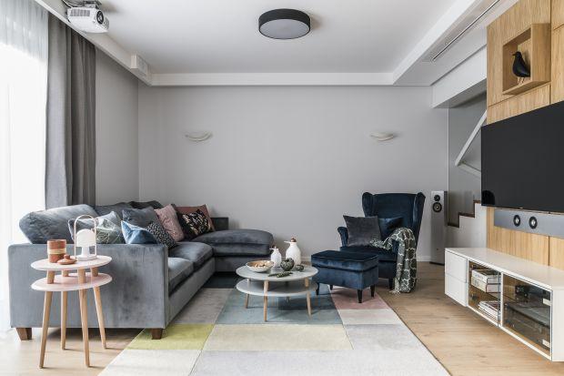 Jak zbudować przytulny klimat w salonie? Oto nasze propozycje!