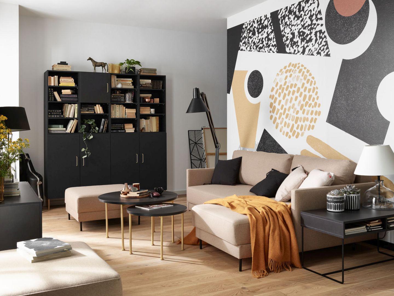 Sofa Estar oraz system Creative z oferty marki Vox. Fot. Vox
