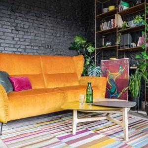 Sofa Lorien z oferty marki Gala Collezione. Fot. Gala Collezione