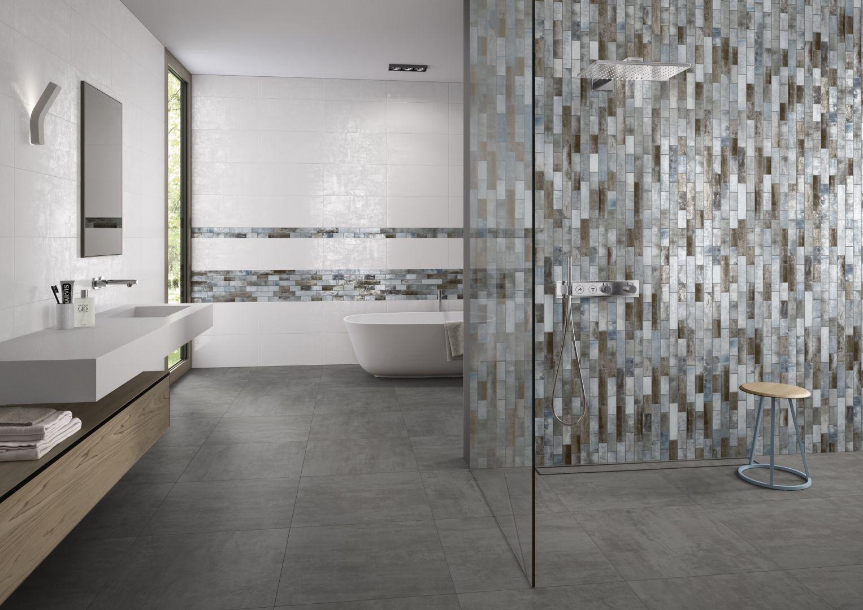 Dzięki kolekcji płytek Engers SPA urządzenie stylowej łazienki o odprężającym i kojącym zmysły charakterze należy zarówno do łatwości, jak i do przyjemności. Fot. Engers