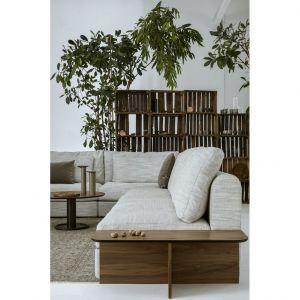 Sofa Raksa, stolik Oo projektu Tomka Rygalika. Fot. Nobonobo