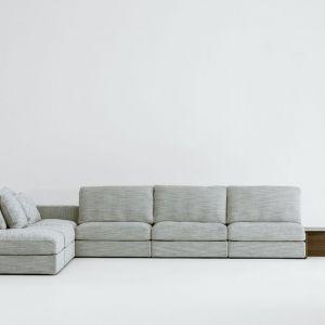 Sofa Raksja projektu Tomka Rygalika. Fot. Nobonobo