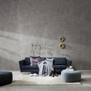 Świąteczna dekoracja domu w minimalistycznym skandynawskim stylu. Fot. Bo Concept