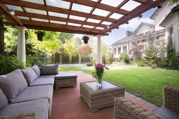 Ogród pod zadaszeniem: świetny pomysł na rośliny przez cały rok. Jak go wykonać?