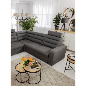 Sprężyny faliste w siedzisku zapewniają komfortową i jednorodną powierzchnia użytkowania. Fot. Black Red White