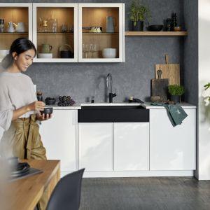 Dobrze zaaranżowana strefa zmywania w kuchni będzie ładna i wwygodna. Fot. Blanco/Comitor