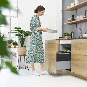Dobrze zaprojektowana strefa zmywania ułatwi nam pracę w kuchni. Fot. Blanco/Comitor