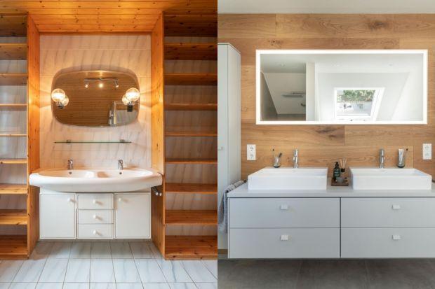 Tak wygląda 30-letnia łazienka po remoncie! Ale metamorfoza!