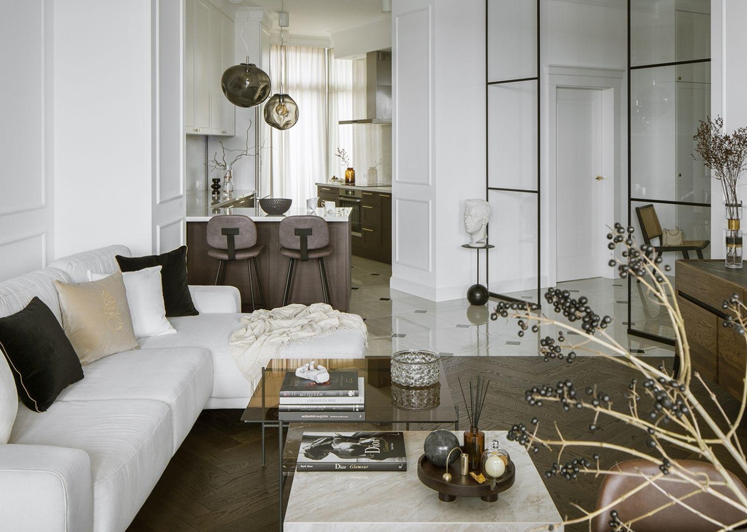 Projekt Kate&Co. Mieszkanie Koneser. Fot.YassenHristov