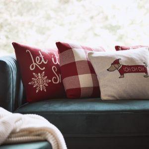 Pomysł na świąteczną aranżację domu i Bożonarodzeniowe dekoracje. Fot. WestwingNow