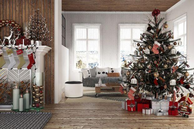 15 najpiękniejszych pomysłów na świąteczną dekorację choinki!