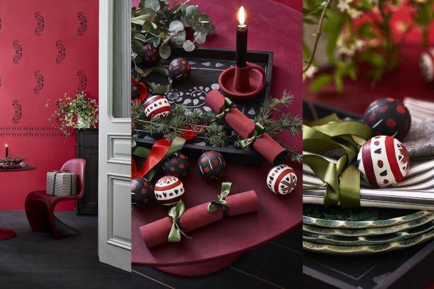 Dom na święta: pomysł na kolorowe dekoracje