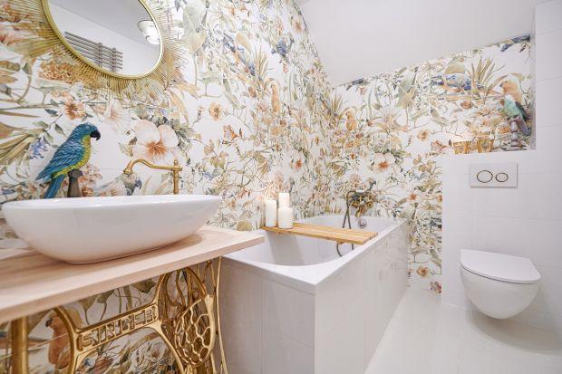 Marzeniem właścicielki, Małgorzaty Kowalewskiej-Kawuza, było stworzenie w tym miejscu bezpiecznej przystani, przestrzeni dla rodziny i przyjaciół. Po remoncie łazienki, okazało się, że to pomieszczenie stało jednym z ulubionych wnętrz pani dom