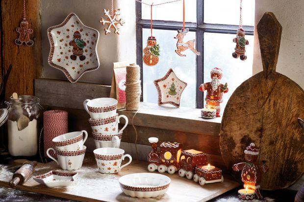 To już ostatnia chwila, by upiec świąteczne pierniczki. Pomogą w tym piękne akcesoria, które śmiało mogą posłużyć także jako bożonarodzeniowe dekoracje.