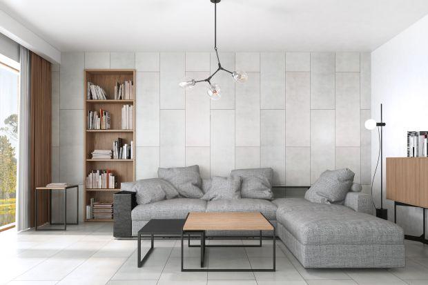 Salon to miejsce, w którym spędzamy dużo czasu w naszym domu i wykonujemy różne czynności. Istotnym elementem pokoju dziennego są ściany, które powinny stanowić znaczące tło dla całej aranżacji.
