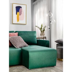 Zdejmowane poduszki oparciowe zapewniają zwiększona powierzchnia użytkowania. Fot. Black Red White