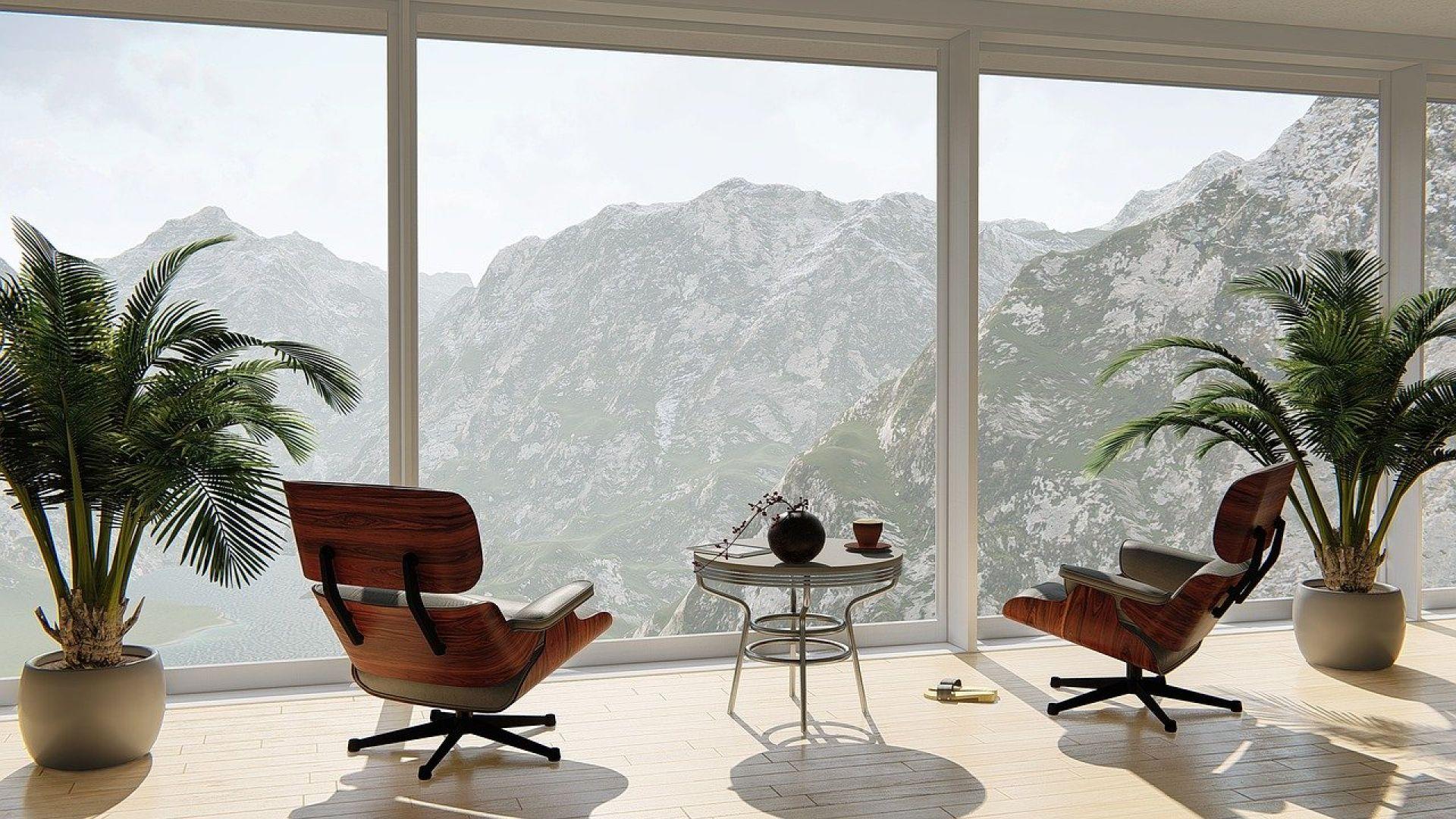 Okna dobiera się do pomieszczenia (inne właściwości okien niezbędne są bowiem w kuchni czy łazience, inne w pokoju dziecięcym) oraz odpowiednio do otoczenia. Fot. OknoPlus