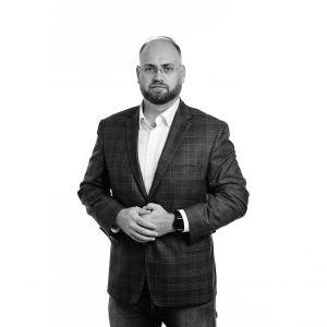 Drektor zarządzający Decoroom Jakub Bartos. Fot. materiały prasowe