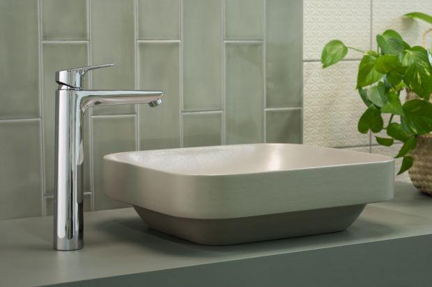 Proste i wygodne baterie łazienkowe, które zużywają tylko 6 litrów wody na minutę - to nowość polskiej marki Armatura Kraków.