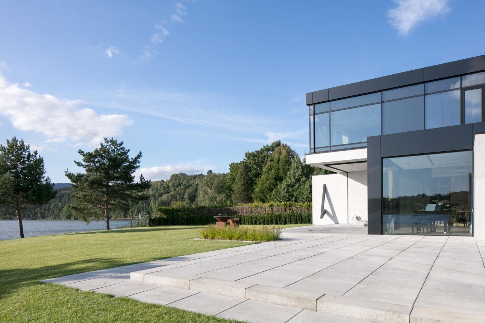 Lakeside House. Projekt: Marcin Tomaszewski, pracownia REFORM Architekt