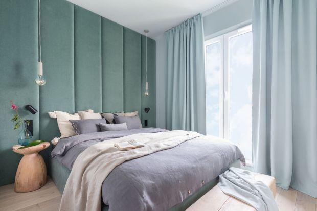 Zasłony w sypialni: 12 świetnych pomysłów. Zobacz zdjęcia!