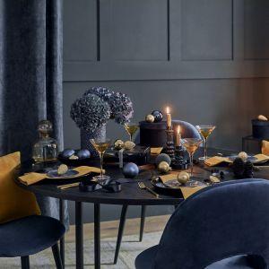 Stół na święta. Pomysł na piękną aranżację. Fot. Westwing