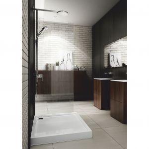 W przypadku zarówno stref prysznicowych, jak i kąpielowych to bezpieczeństwo produktów będzie cechą, na którą będziemy zwracać uwagę przede wszystkim. Fot. Schedpol