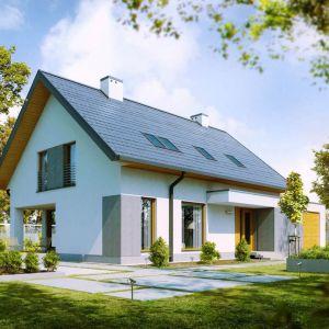 """Blacha modułowa jest coraz bardziej popularna wśród wszystkich producentów pokryć dachowych, którzy starają się odchodzić od produkcji blach """"na wymiar"""". Fot. Galeco"""