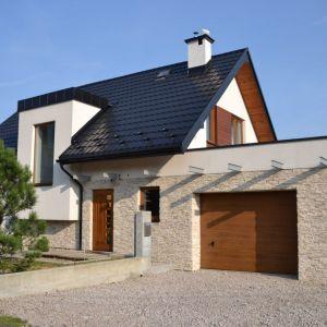 Trend rosnący, w zasadzie już od kilku lat, dotyczy wyboru systemów rynnowych pod kątem ich dopasowania do popularnych pokryć dachowych oraz architektury budynku. Fot. Galeco