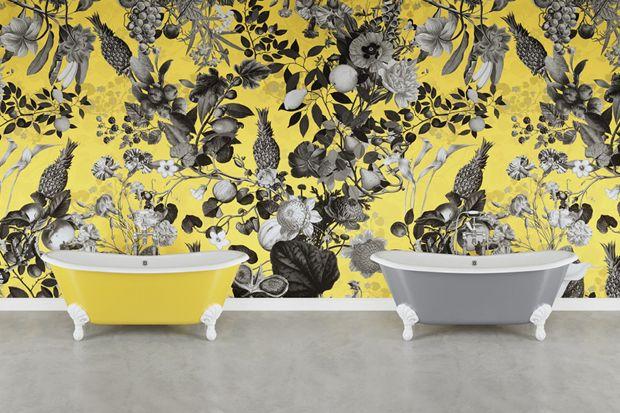 Czy kolory roku 2021 Pantone sprawdzą się w łazience? Zobaczcie interpretację nowych trendów według kultowej włoskiej marki łazienkowej.