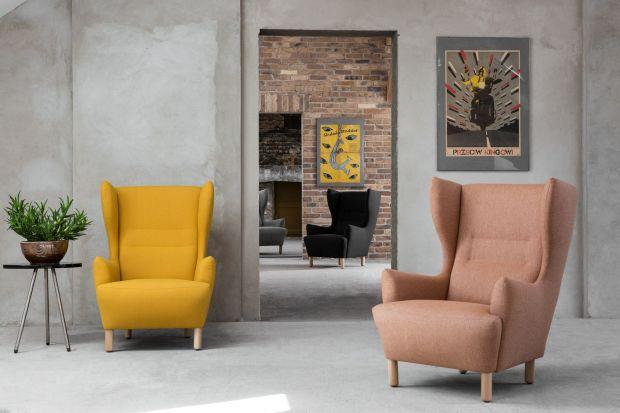 Muno to kolekcja foteli, które nawiązują do stylistyki lat 50. i 60. Za projektem stoi twórczy duet projektantów z Grynasz Studio - Marta Niemywska-Grynasz i Dawid Grynasz.