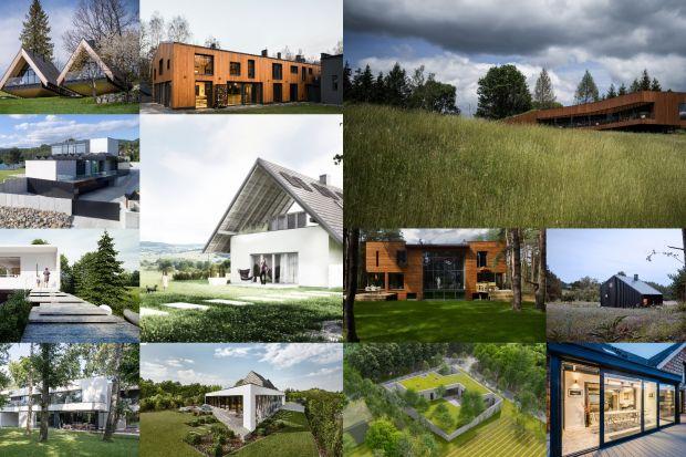 Jakie domy skradły serca czytelników portalu Dobrzemieszkaj.pl w 2020 roku? Pokazujemy 12 projektów, które były wyjątkowo chętnie oglądane!