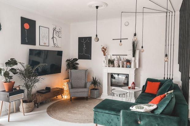 Wymarzone projekty aranżacji jej własnego domu kiełkowały w głowie latami i wreszcie ujrzały światło dzienne. Blogerka Made by Ruda sama zaaranżowała swój dom, a wszystko w otoczeniu polskiego designu i polskich marek.