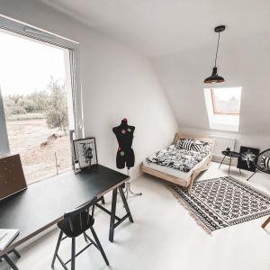 140-metrowy dom blogerki Made by Ruda. Fot. Luxrad