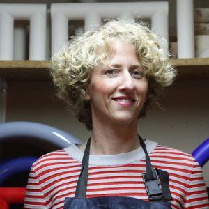 Magda Jurek, pracownia Pani Jurek