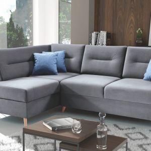 Sofa z funkcją spania z kolekcji Goma dostępna w ofercie firmy PMW. Fot. PMW