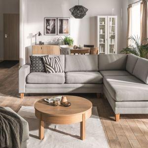 Sofa z funkcją spania z kolekcji Liam dostępna w ofercie firmy Vox. Fot. Vox