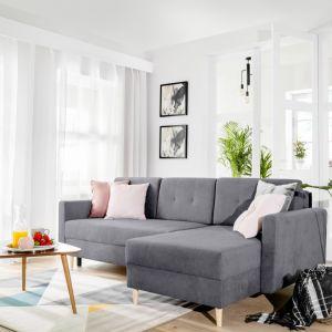 Sofa z funkcją spania z kolekcji Feliz dostępna w ofercie firmy Black Red White. Fot. Black Red White