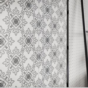 Płytki z kolekcji Black&White z oferty marki Cersanit