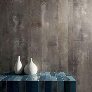 Kolekcje Art Cement i Curio - nowość z oferty marki Tubądzin na 2021 rok. Fot. Tubądzin