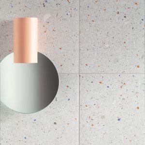 Kolekcja płytek Dots - nowość z oferty marki Tubądzin na 2021 rok. Fot. Tubądzin