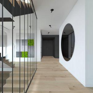 Nowoczesny 240-metrowy dom w Lublinie. Projekt: Paula Sibiga, Magda Skóra-Turewicz, pracownia Pass Architekci