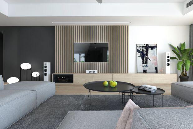 Projekt wnętrz dużego, 240-metrowego domu dla trzyosobowej rodziny powstał w pracowni Pass Architekci. Inwestorom zależało na nowoczesnym, ale przytulnym i rodzinnym wnętrzu. Zobaczcie ten ciekawy projekt!