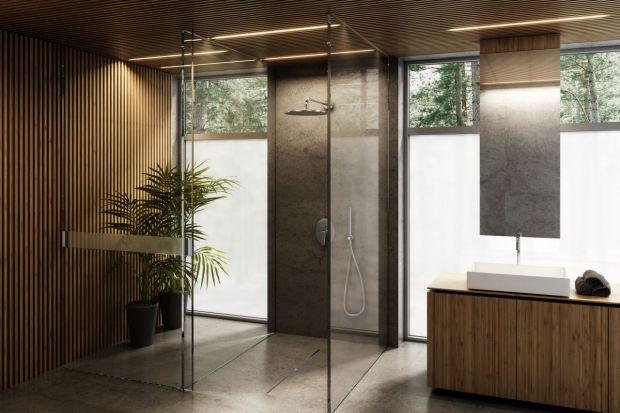 Prysznic bez brodzika to świetne rozwiązanie do nowoczesnej łazienki.Odpływ liniowy jest niemalże niewidoczny w strefie prysznica i tworzy jednolity poziom w całej łazience, bez żadnych elementów zakłócających tę harmonię.