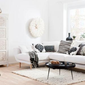 Przytulny salon w stylu boho. Fot. WestwingNow