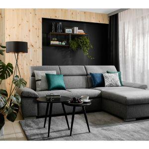 Sofa do małego salonu Sewan dostępna w ofercie Black Red White. Fot. Black Red White