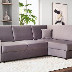 Sofa do małego salonu Marey dostępna w ofercie firmy Libro.  Fot. Libro
