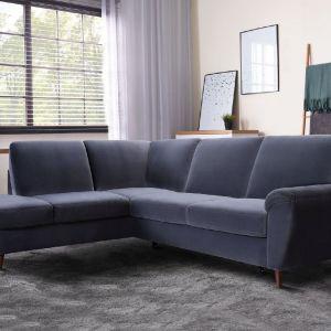 Sofa do małego salonu Don dostępna w ofercie firmy Gala Collezione. Fot. Gala Collezione
