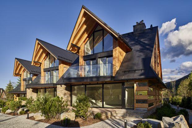 Piękny dom w Tatrach. To projekt pracowni Karpiel-Steindel Architektura