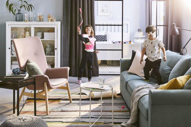 IKEA zbadała, jak pandemia odmieniła nasze życie w domach